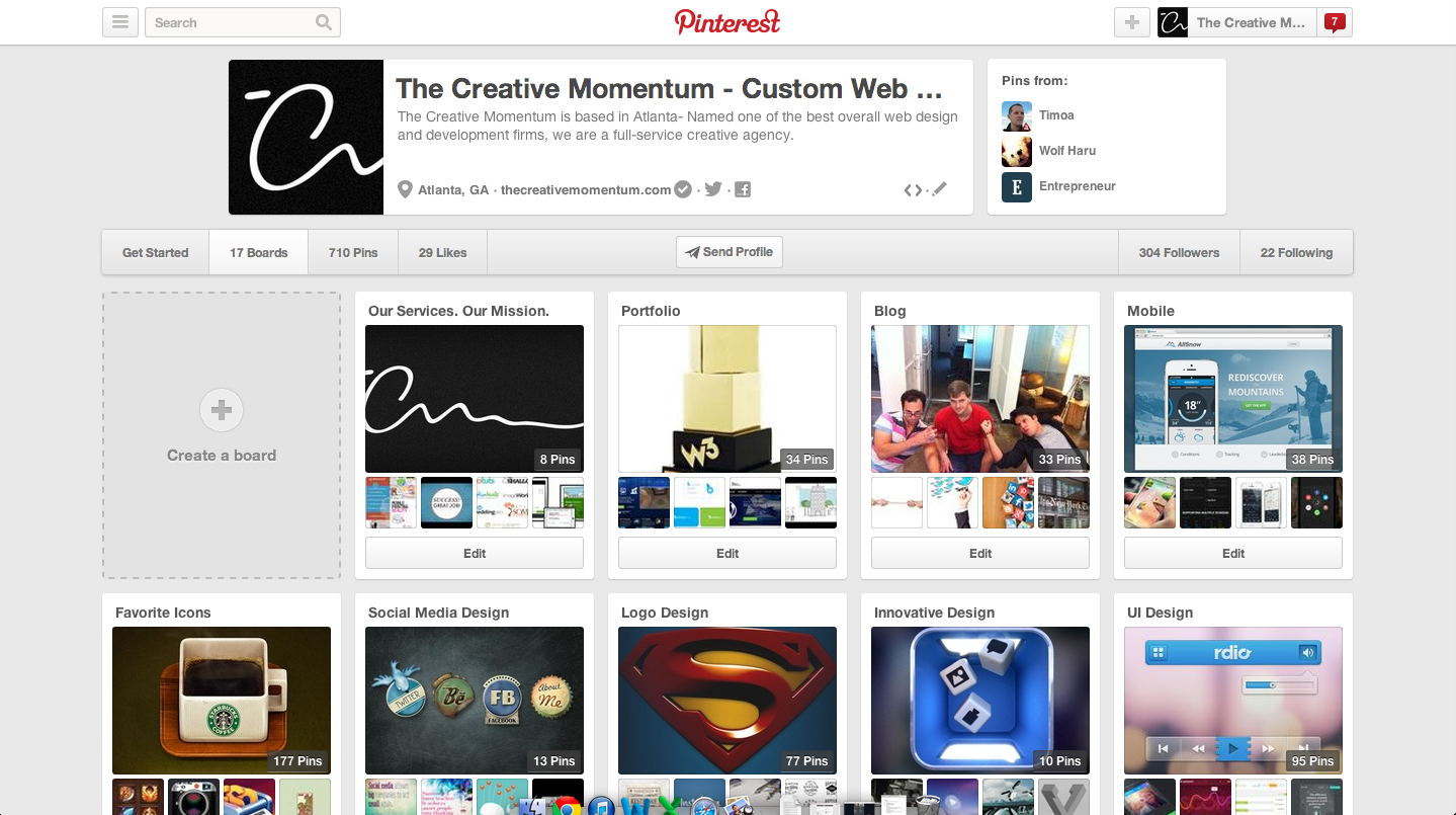 10 Reasons You Need a Business Pinterest Page