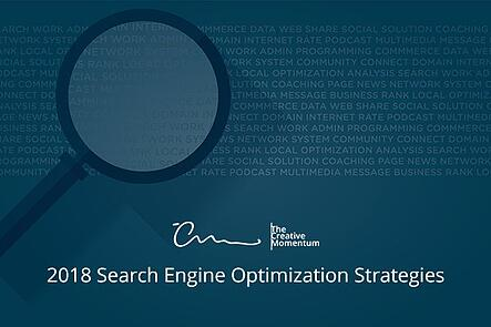 2018 Search Engine Optimization Strategies