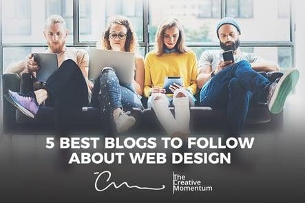 5 Best Blogs to Follow About Web Design
