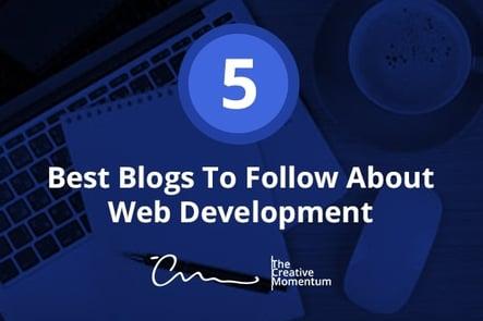 5 Best Blogs to Follow About Web Development
