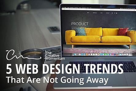 5 Web Design Trends