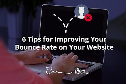 6 Tips for Improving Your Bounce Rate On Your Website
