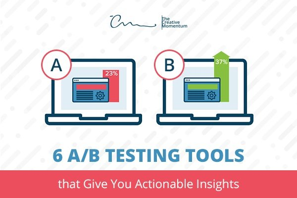 6 A/B Testing Tools for Websites