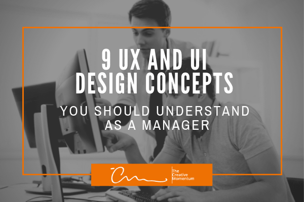 9 UX and UI Design Concepts