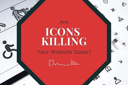 Are Icons Killing Your Website Goals
