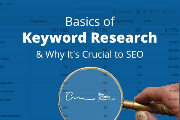 Basics of Keyword Research and Why It's Crucial to SEO