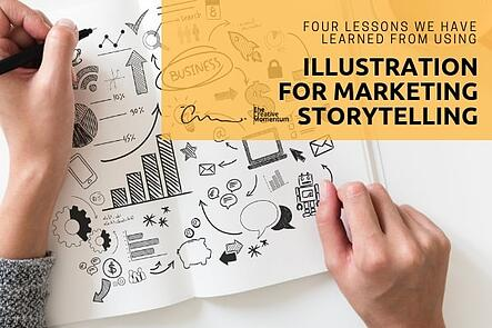 Four Lessons We've Learned From Using Illustration for Marketing Storytelling