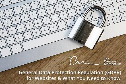 General Data Protection Regulation (GDPR) for Websites and What You Need to Know