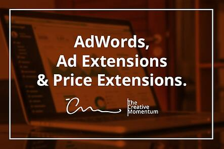Google's AdWords, Ad Extensions and Price Extensions, Defined