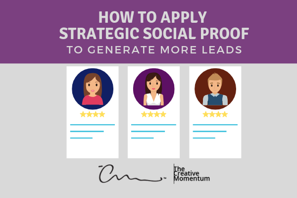 HOW TO APPLY STRATEGIC SOCIAL PROOF