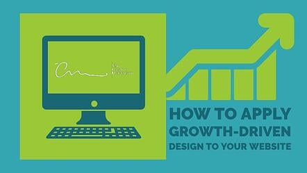 How to Apply Growth-Driven Design to Your Website