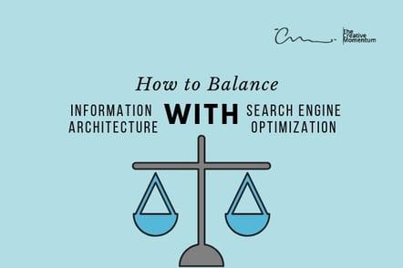 How to Balance IA with SEO