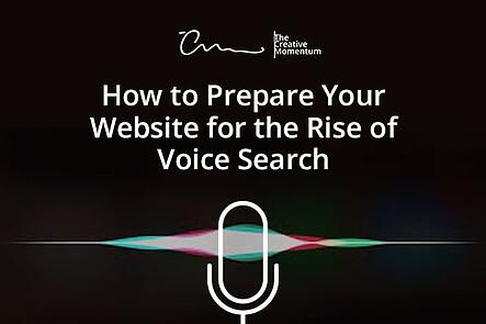 How to Prepare Your Website for the Rise of Voice Search