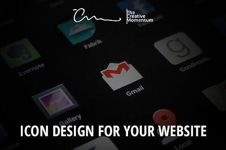 Icon Design for Your Website
