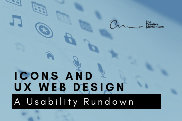 Icons and UX Web Design