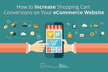 How to Increase Shopping Cart Conversions