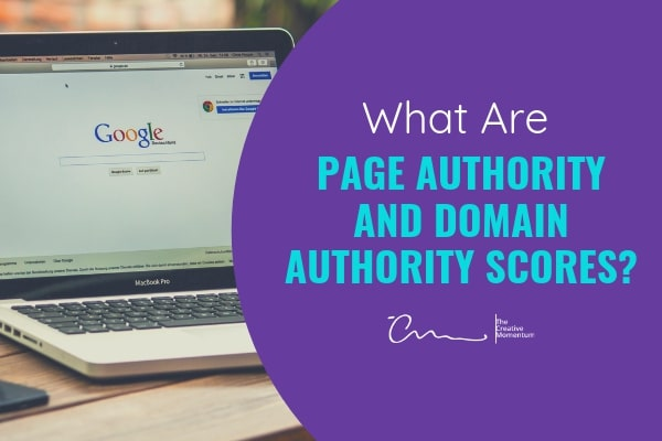 Page Authority and Domain Authority Scores