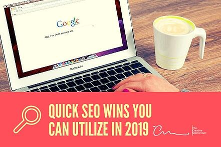 Quick SEO Wins You Can Utilize In 2019
