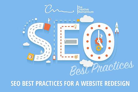 5 SEO Best Practices for a Website Redesign
