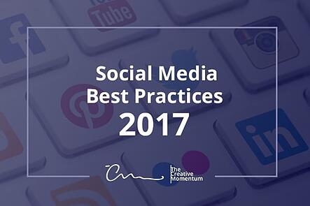 Best Practices for Getting Noticed in 2017's Social Media