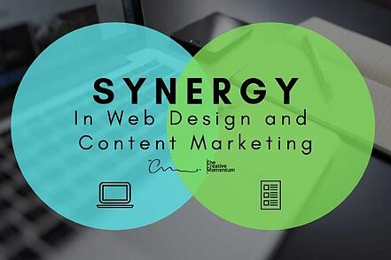 Synergy in Web Design and Content Marketing