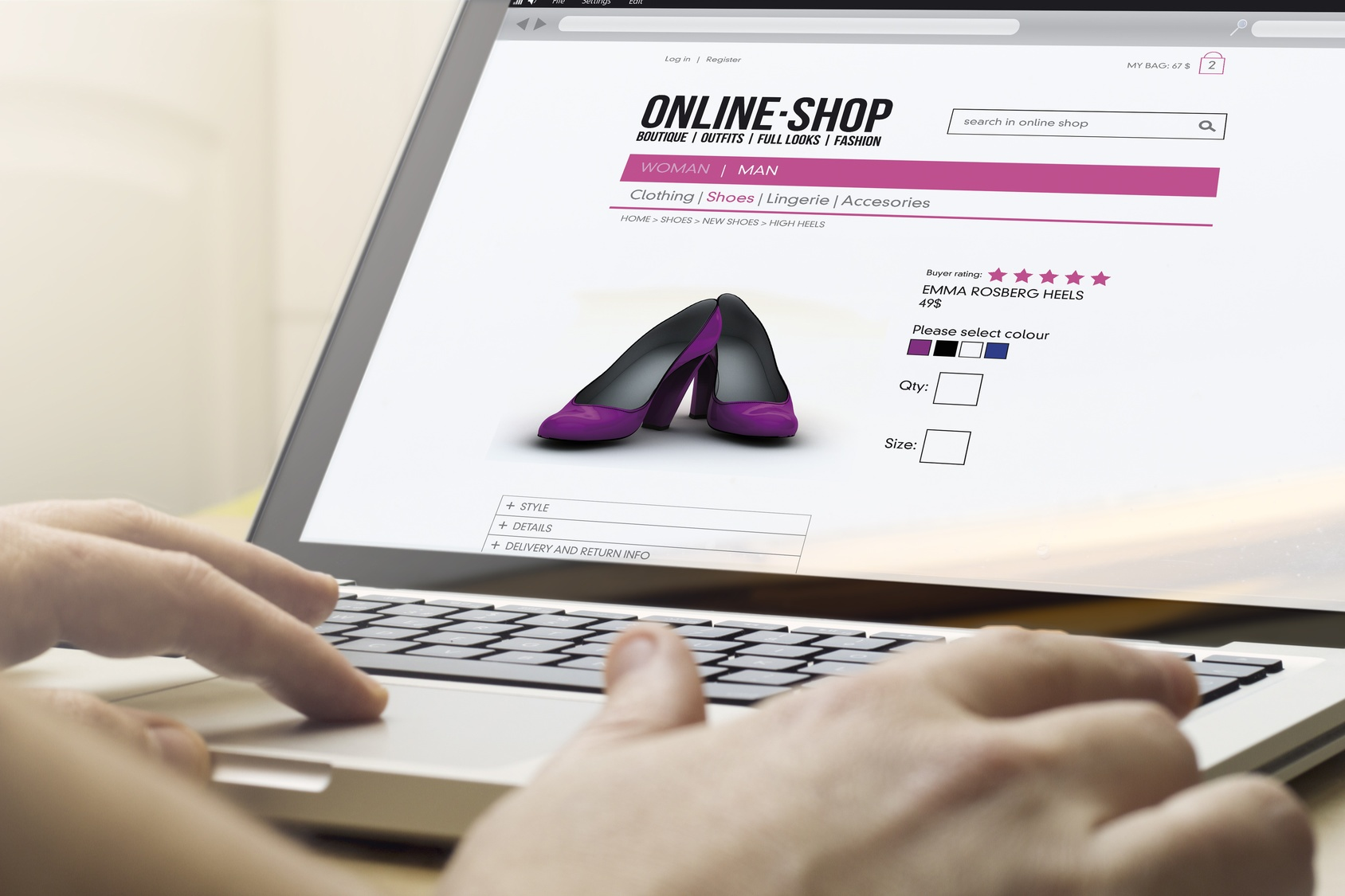 Top 4 Best Navigation Design Practices for E-commerce Websites