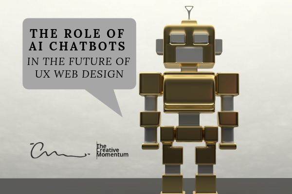 The Role of AI Chatbots in the Future of UX Web Design (1)