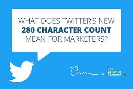What does Twitter's New 280 Character Count Mean for Marketers?