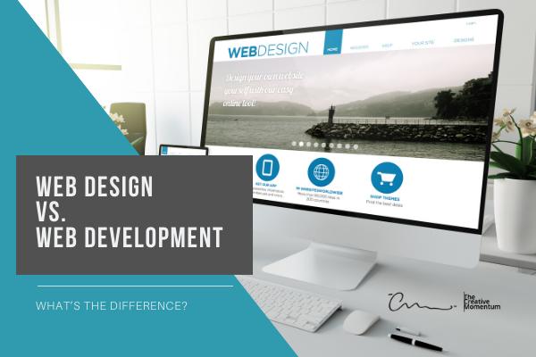 Web Design vs. Web Development_