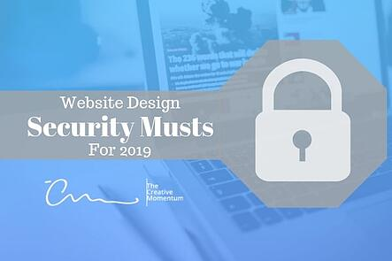 Website Design Security Musts