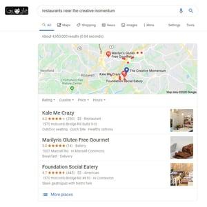 Zero Click Searches
