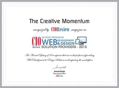 CIO Certificate