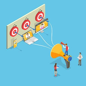 Microsites are targeted promotions offering focused customer experiences.