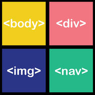 ADA compliance starts with your programming. Body, div, img and nav tags.