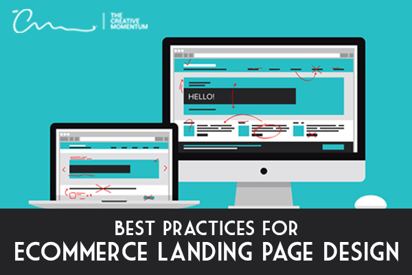 Ecommerce conversions depend on specific landing page design best practices. Read below to learn how to optimize your ecommerce landing pages.