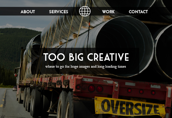 Oversized images drain your website, leading to slow loading times, causing abandonment, and ruining your conversions