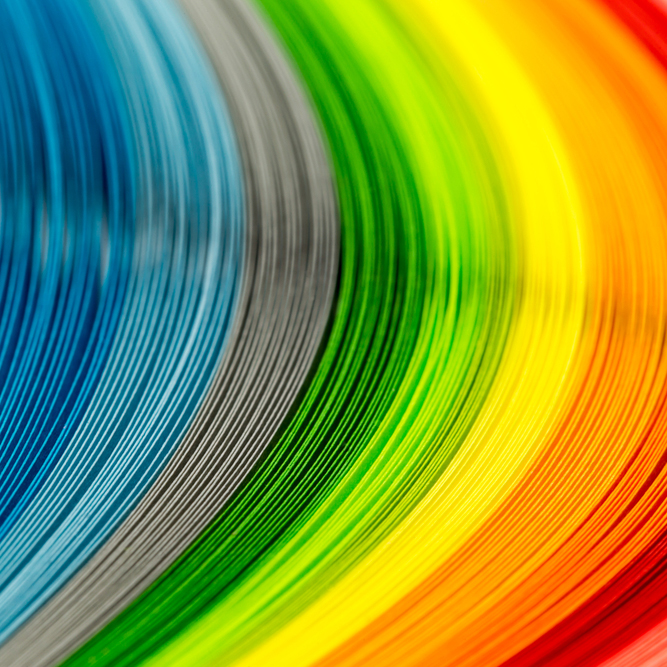 When not implemented correctly, vibrant colors in web design can be both blessing and curse.