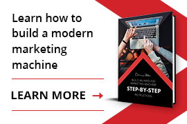 Learn how to build a modern marketing machine