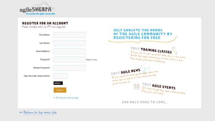 Agile Sherpa Company | The Creative Momentum - Web Design & Digital Marketing