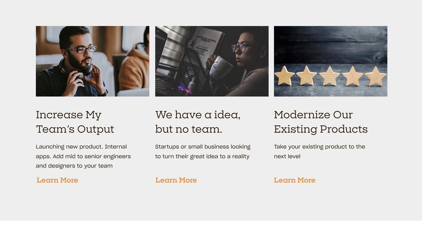 Big Nerd Ranch Company | The Creative Momentum - Web Design & Digital Marketing