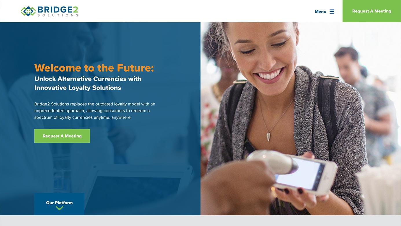 Bridge2 Solutions | The Creative Momentum - Web Design & Digital Marketing