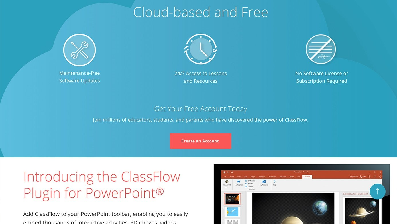 Classflow | The Creative Momentum - Web Design & Digital Marketing