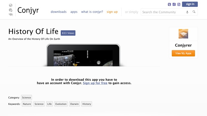 Conjyr Company | The Creative Momentum - Web Design & Digital Marketing