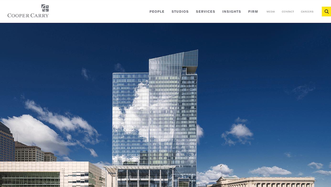 Cooper Carry   The Creative Momentum - Web Design & Digital Marketing