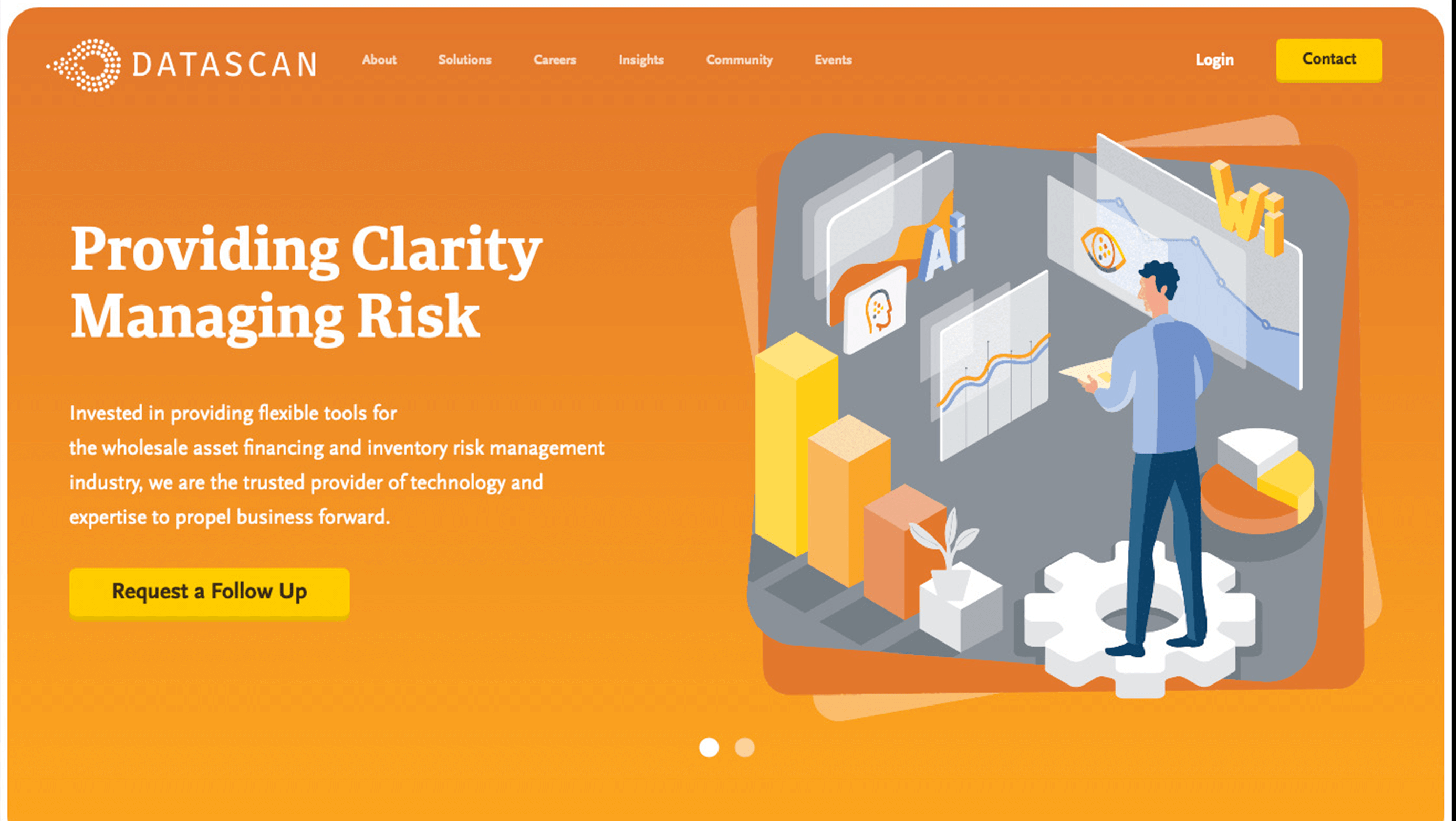 DataScan Company | The Creative Momentum - Web Design & Digital Marketing