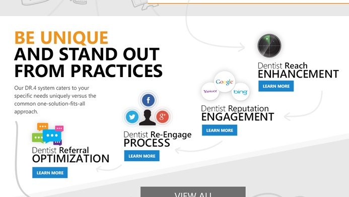 Dentist Profit Systems   The Creative Momentum - Web Design & Digital Marketing