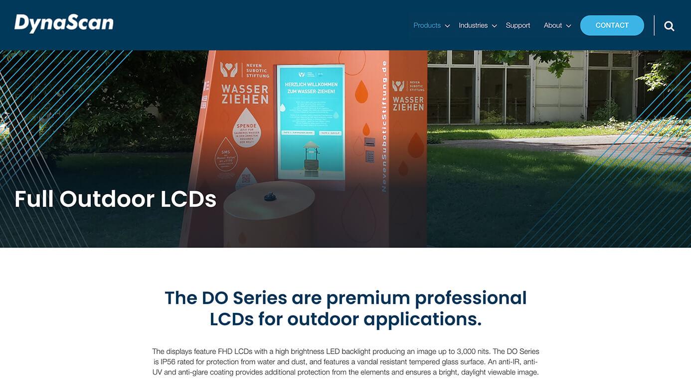DynaScan Company | The Creative Momentum - Web Design & Digital Marketing