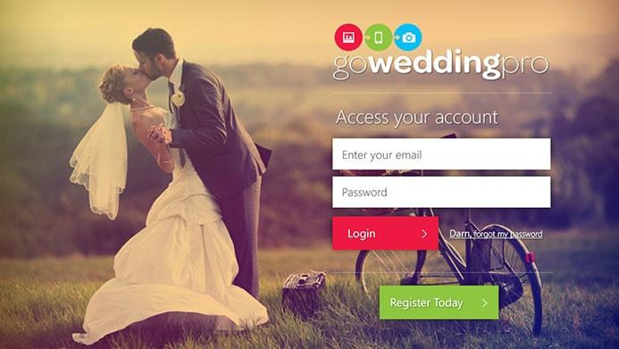 Go Wedding Pro | The Creative Momentum - Web Design & Digital Marketing