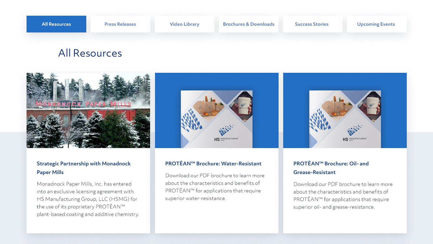 HSM Company | The Creative Momentum - Web Design & Digital Marketing