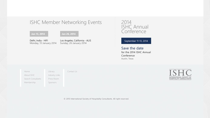 ISHC | The Creative Momentum - Web Design & Digital Marketing